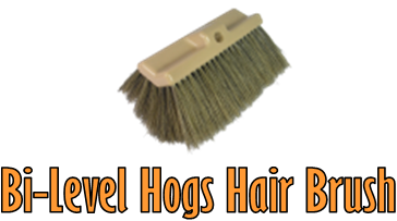 hogs hair brushes executive car care products